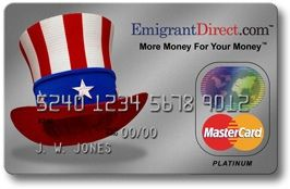 Emigrant Direct credit card