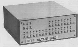 BASIC for Altair