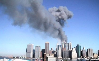 World Trade Center, 9/11/2001