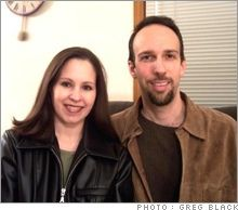 Greg and Tara Black