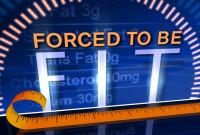 Forced to Be Fit: CBS Evening News