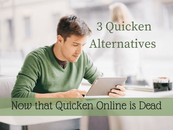 quicken alternatives