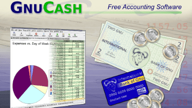 gnucash free software for balancing your checkbook and more