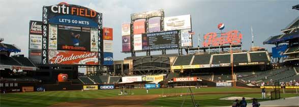 Citi Field, August 18, 2009