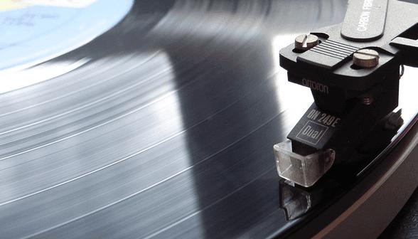 record-needle