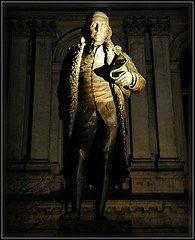 Ben Frankling Statue