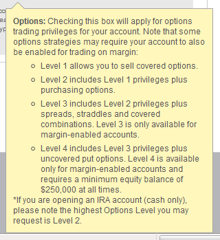 Option trading ira account