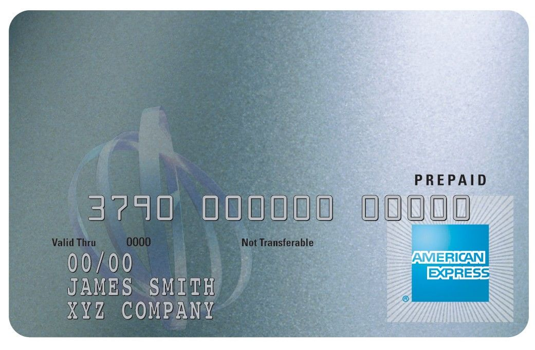 American Express Prepaid Debit Card