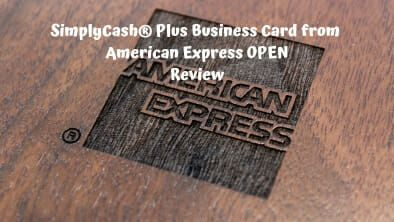 Simplycash Plus Business Credit Card From American Express Review