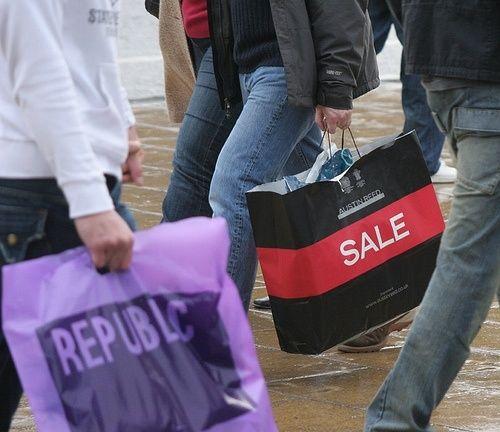 Secret Shopping, Shopping Bags