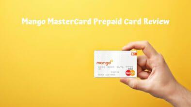 Mango MasterCard Prepaid Card Review