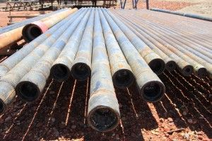 Oil field pipes