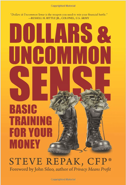 See Dollars and Uncommon Sense on Amazon