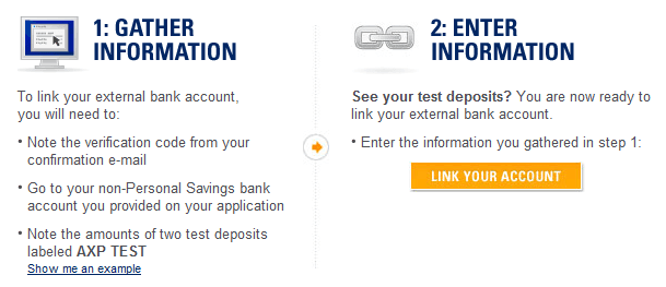 American Express Bank Near Me >> We Tried It American Express Savings Account Review