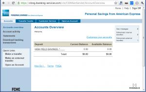 American Express Savings >> We Tried It American Express Savings Account Review