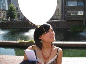 Helium balloon inflation