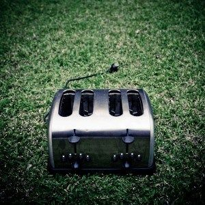 Broken Toaster