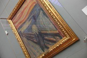 The Scream - Edvard Munch