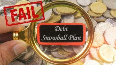 Where Dave Ramseys Debt Snowball Fails