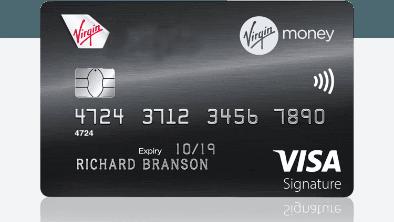 Virgin America Visa Signature Card