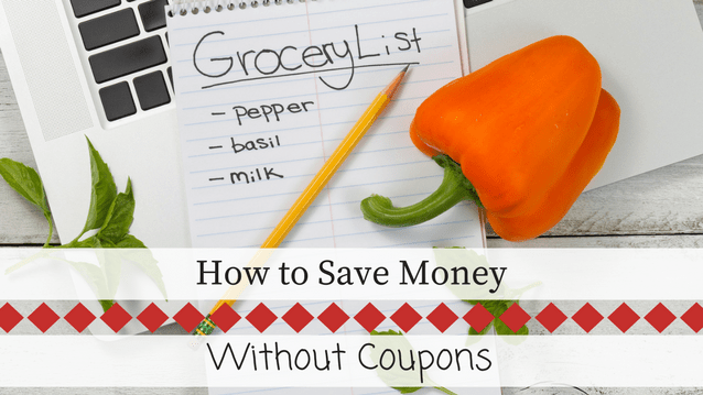 save money without coupons