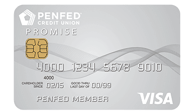 promise visa card