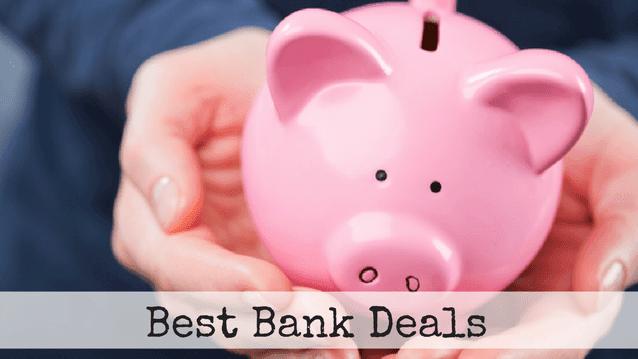 best bank bonuses
