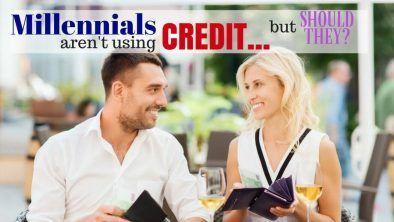 millennial credit