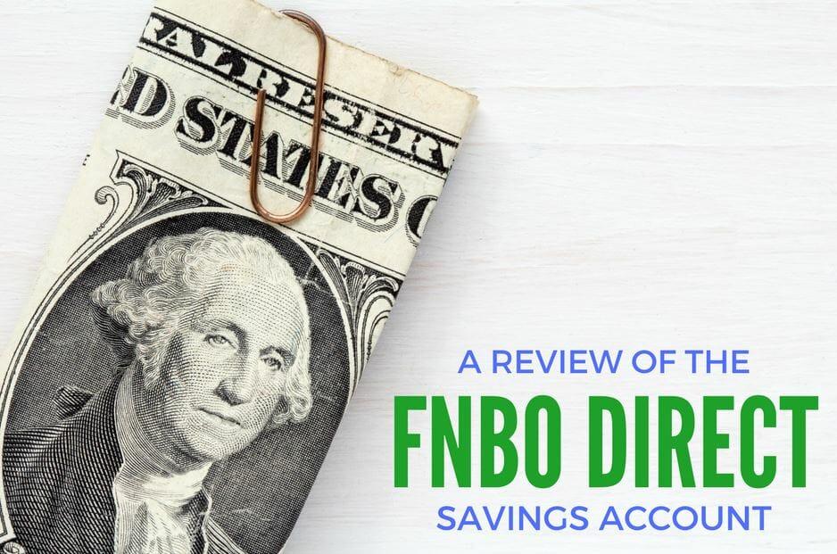 FNBO savings