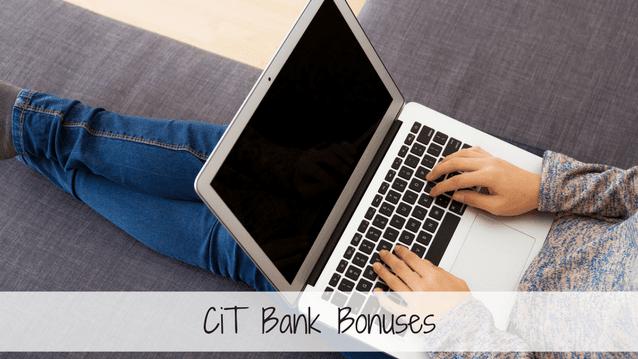 cit bank review and cit bank bonus
