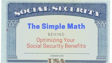 The Simple Math Behind Social Security