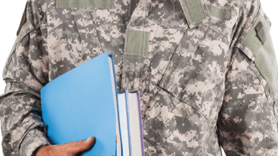 Education benefits in the military
