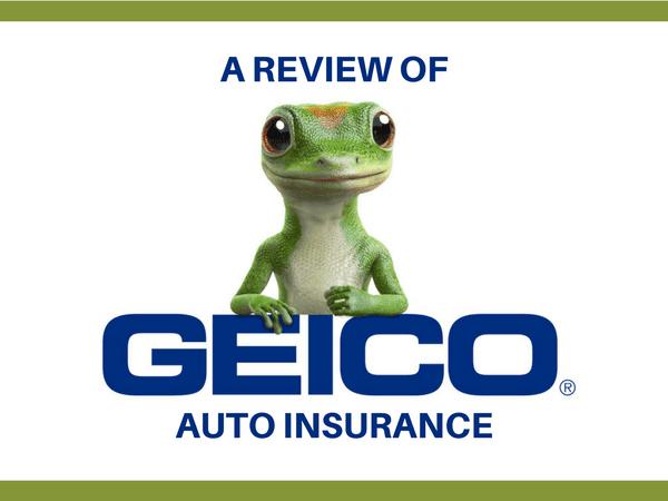 Geico Auto Insurance Review