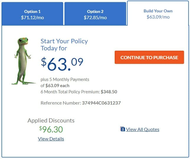Geico Quote: GEICO Car Insurance Review -- Is It Worth 15 Minutes?