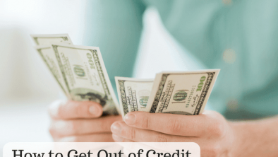 How to Get Out of Credit Card Debt... For Good