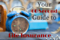 A 60-Second Guide to Term Life Insurance