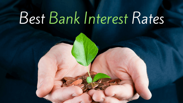best bank interest rates