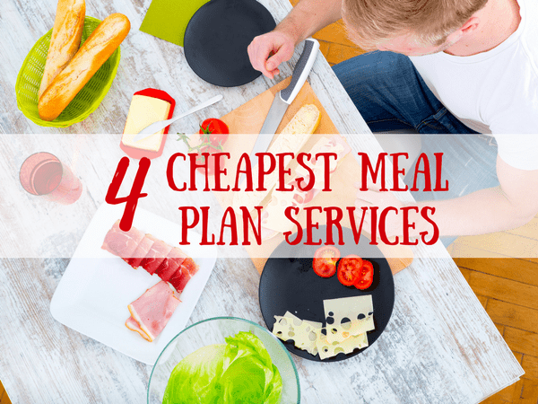 best meal plan services
